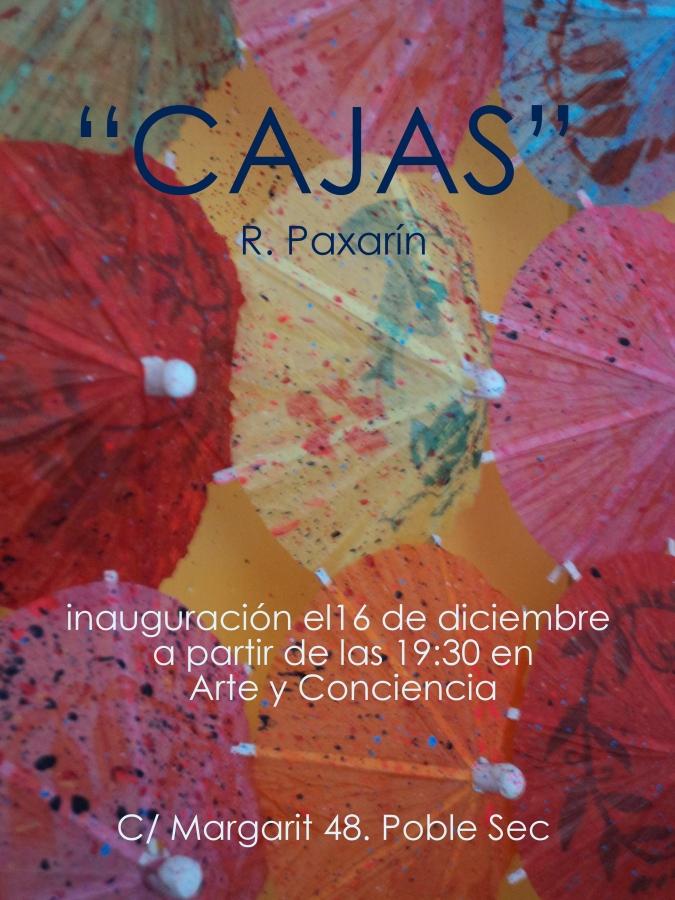cartel inauguración expo arte y conciencia