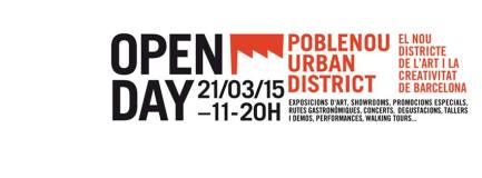 open day poblenou